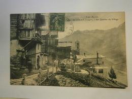 CPA ,Saint Véran Un Quartier Du Village,Hautes Alpes 05,voyagée 1902,TBE,rare - Embrun