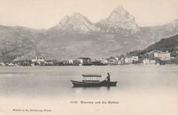 Suisse - BRUNNEN Und Die Mythen - SZ Schwyz