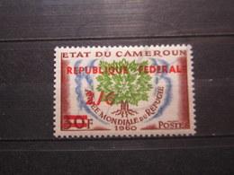 VEND BEAU TIMBRE DU CAMEROUN N° 328 , XX !!! - Kameroen (1960-...)
