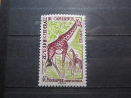 VEND BEAU TIMBRE DU CAMEROUN N° 353 , X !!! - Kameroen (1960-...)