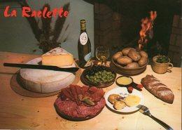 RECETTE DE CUISINE, LA RACLETTE - Recettes (cuisine)