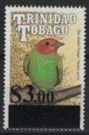 Trinidad & Tobago (2017) - Overprint Set -   /  Aves - Birds - Oiseaux - Vogel - Altri