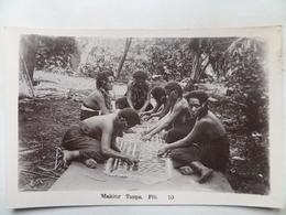 "FIDJI  CPA Neuve  ""Making Tappa"" - Fiji"