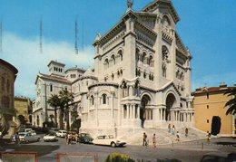 CP - MONACO - LA CATHEDRALE - Kathedrale Notre-Dame-Immaculée
