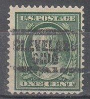 USA Precancel Vorausentwertung Preo, Locals Ohio, Cleveland 1908-L-3 E - Vereinigte Staaten