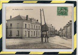 DPT  . - . 36 - REUILLY - ECOLE DE FILLES - France