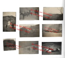 WW1 Le Markstein Le Holstein & Autres Lieux Haut Rhin Alsace 8 Petites Photos à étudier Militaria / Bien Lire Descriptif - Oorlog, Militair