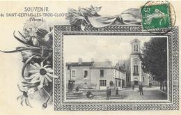 SAINT GERVAIS LES TROIS CLOCHERS : SOUVENIR - Saint Gervais Les Trois Clochers