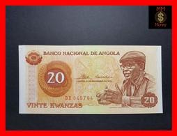 ANGOLA 20 Kwanzas 11.11.1976 P. 109 AU \ UNC - Angola