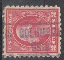 USA Precancel Vorausentwertung Preo, Locals Ohio, Columbus 1914-L-3 HS, Perf. Not Perfect - Voorafgestempeld