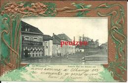 CPA 57 Ottange Oettingen  Vue Depuis Le Pont Ansicht Von Der Brucke Aus 1904  17/25 - Francia