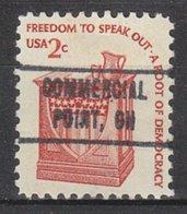 USA Precancel Vorausentwertung Preo, Locals Ohio, Commercial Point 853.5 - Voorafgestempeld