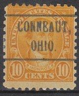 USA Precancel Vorausentwertung Preo, Locals Ohio, Conneaut 591-482 - Voorafgestempeld