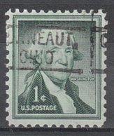 USA Precancel Vorausentwertung Preo, Locals Ohio, Conneaut 802 - Voorafgestempeld