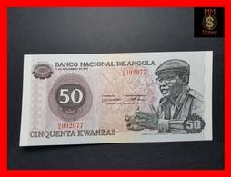 ANGOLA 50 KWANZAS 14.8.1979  P. 99  114  UNC - Angola