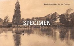 Les Sept Fontaines - Rhode-St-Genèse - Sint-Genesius-Rode - Rhode-St-Genèse - St-Genesius-Rode