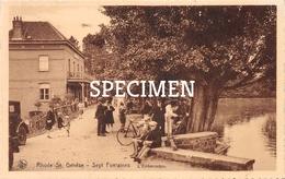 Les Sept Fontaines - L'Embarcadère - Rhode-St-Genèse - Sint-Genesius-Rode - Rhode-St-Genèse - St-Genesius-Rode