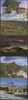 2020-ED. 5383 A 5386 CARNÉ PUEBLOS CON ENCANTO. Ciudad Rodrigo, Morella, Tejeda Y Valverde De Los Arroyos - USADO - 1931-Oggi: 2. Rep. - ... Juan Carlos I