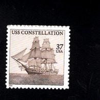 1007569349 SCOTT 3869 POSTFRIS MINT NEVER HINGED EINWANDFREI (XX) -  U.S.S. CONSTELLATION - Verenigde Staten