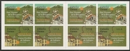 2020-ED. 5397 Y 5397 EN CARNET ( 5397C )-Los Caminos De Santiago Del Norte Peninsular. Camino De Liébana - USADO - 1931-Oggi: 2. Rep. - ... Juan Carlos I