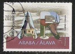 2020-ED. 5362 - 12 Meses, 12 Sellos. Araba- Alava-USADO- - 1931-Oggi: 2. Rep. - ... Juan Carlos I