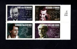 1007569781 SCOTT 3909A POSTFRIS MINT NEVER HINGED EINWANDFREI (XX) -  AMERICAN SCIENTISTS - Verenigde Staten