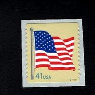 1007572658 SCOTT 4189 POSTFRIS MINT NEVER HINGED EINWANDFREI (XX) -  FLAG - Verenigde Staten