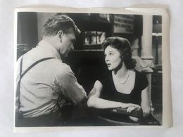 Une Femme En Enfer - Susan Hayward - Tirage Argentique Original - Beroemde Personen
