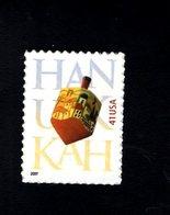 1007572937 SCOTT 4219 POSTFRIS MINT NEVER HINGED EINWANDFREI (XX) -  HANUKKAK - Verenigde Staten