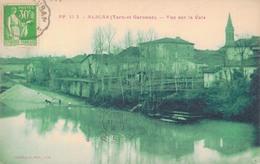 82 - ALBIAS / VUE SUR LA CALE - Albias