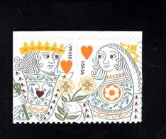 1007573300 SCOTT 4405A POSTFRIS MINT NEVER HINGED EINWANDFREI (XX) -  LOVE KING AND QUEEN OF HEARTS 4404 FIRST - Verenigde Staten