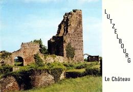 57 - Lutzelbourg - Le Château - Other Municipalities