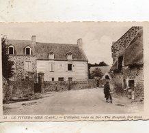 Le  Vivier  Sur  Mer -   L'  Hôpital,   Route  De  Dol. - Autres Communes