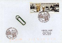 2685 Cantons De L'Est : Cachet De Prévente Sur Lettre Ayant Circulé (voir Scan & Descr) - Postmark Collection