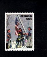 1007574134 SCOTT B2 POSTFRIS MINT NEVER HINGED EINWANDFREI (XX) - HEROES OF 2001 FIREMEN - Verenigde Staten