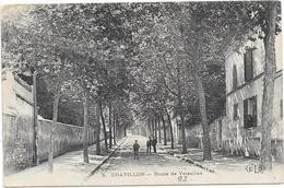 CHATILLON : RUE DE VERSAILLES - Châtillon