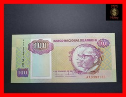 ANGOLA 100 Kwanzas 4.2.1991 P. 126  UNC - Angola