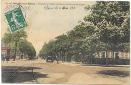 NEUILLY SUR SEINE : BOULEVARD MAILLOT - Neuilly Sur Seine