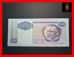 ANGOLA 500 Kwanzas 4.2.1991 P. 128 B  UNC - Angola