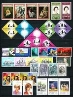 Colonias Inglesas LOTE (11 Series) Nuevo Cat.30€ - Stamps