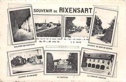 Souvenir De Rixensart - Rixensart