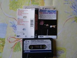 JOHNNY HALLYDAY VOIR DESCRIPTIF ET PHOTO, AVANT D'ENCHERIR... REGARDEZ LES AUTRES (PLUSIEURS) - Casetes