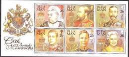 Ile De Man Yvertn° 854-59 *** MNH Cote 9,00 Euro - Isle Of Man