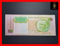 ANGOLA 50.000 50000 Kwanzas 4.2.1991 P. 132  VF - Angola