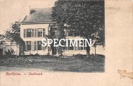 Daelbroeck - Reckheim - Rekem - Lanaken