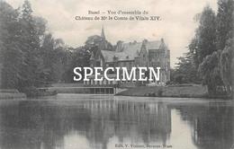 Vue D'ensemble Du Château De Mr Le Comte De Vilain XIV - Bazel-Waas - Bazel - Kruibeke