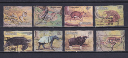 MALAYSIA 1979, Mi# 189Y-196Y, Animals, Used - Malesia (1964-...)