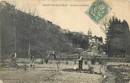 DENEUVRE-BACCARAT - La Porte Saint Nicolas. - France