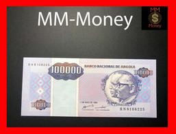 ANGOLA 100.000 100000 Kwanzas Reajustados 1.5.1995 P.139 UNC - Angola