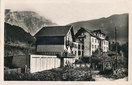 MONT SAXONNEX - N° E 5 - HOTEL DU BARGY - Frankrijk